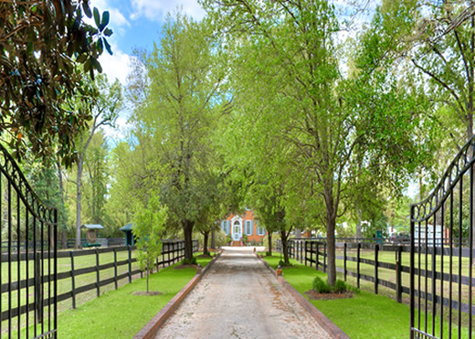 Aiken Historic Horse District