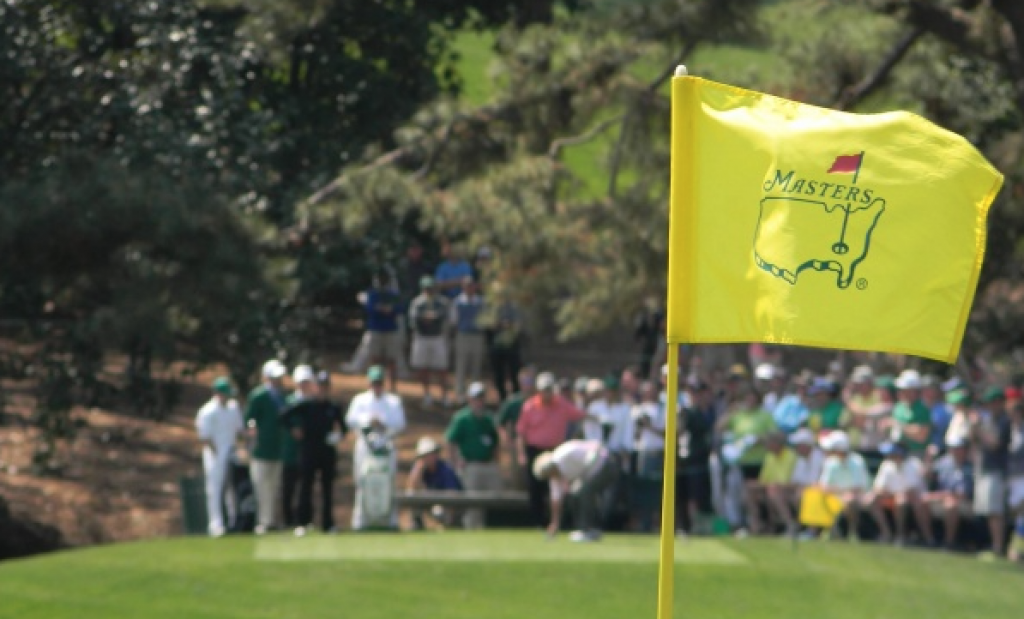 The Masters is of the best spring events in Aiken, SC.