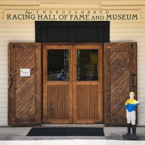 Visit the Aiken Thoroughbred Racing Hall of Fame and Museum
